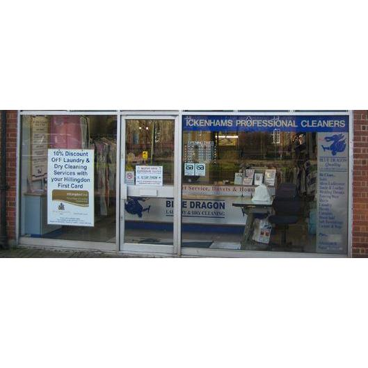 Blue Dragon Dry Cleaners