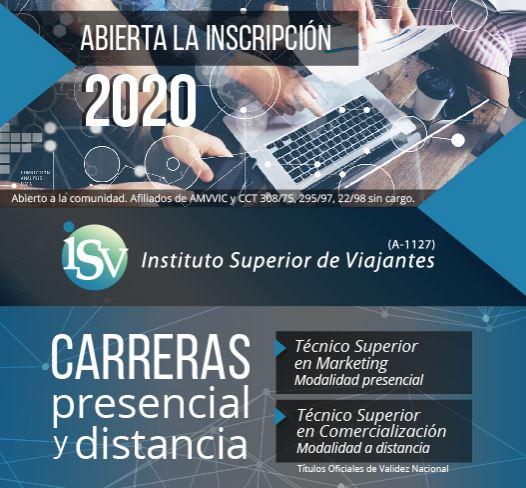 ISV- INSTITUTO SUPERIOR DE VIAJANTES-