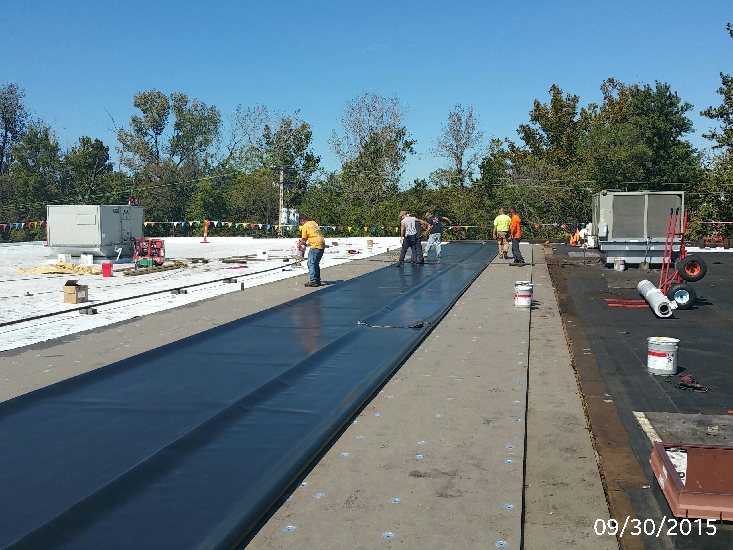Enviro Tech Roof Consulting Services Fenton Missouri Mo