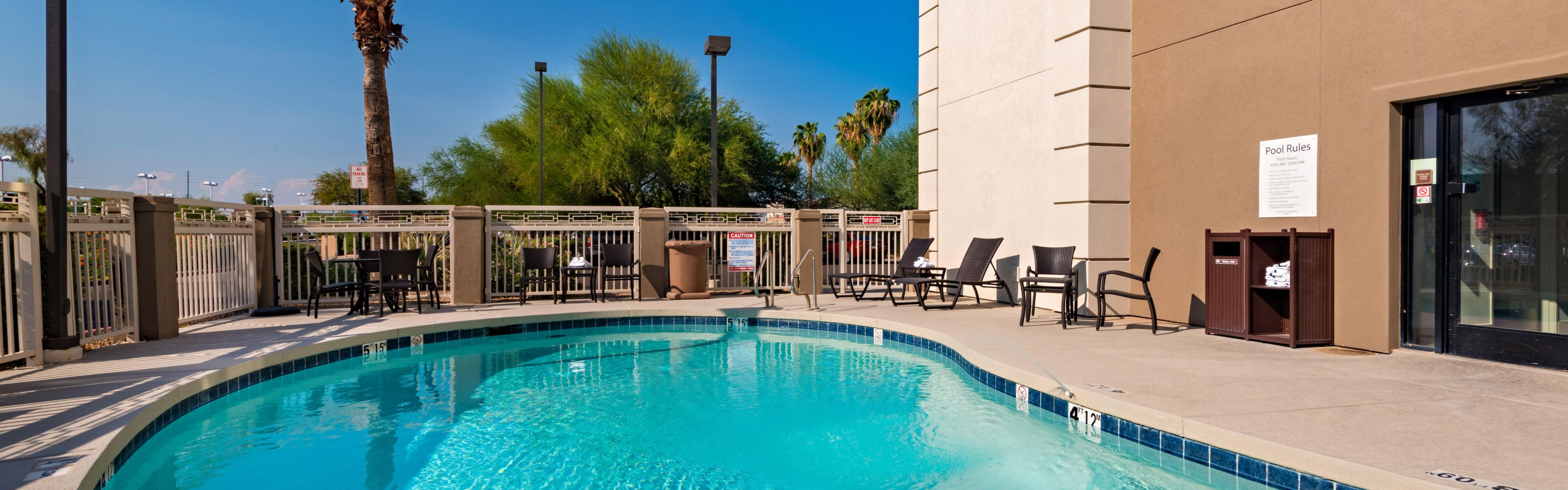 Holiday Inn Express Peoria North Glendale In Peoria Az