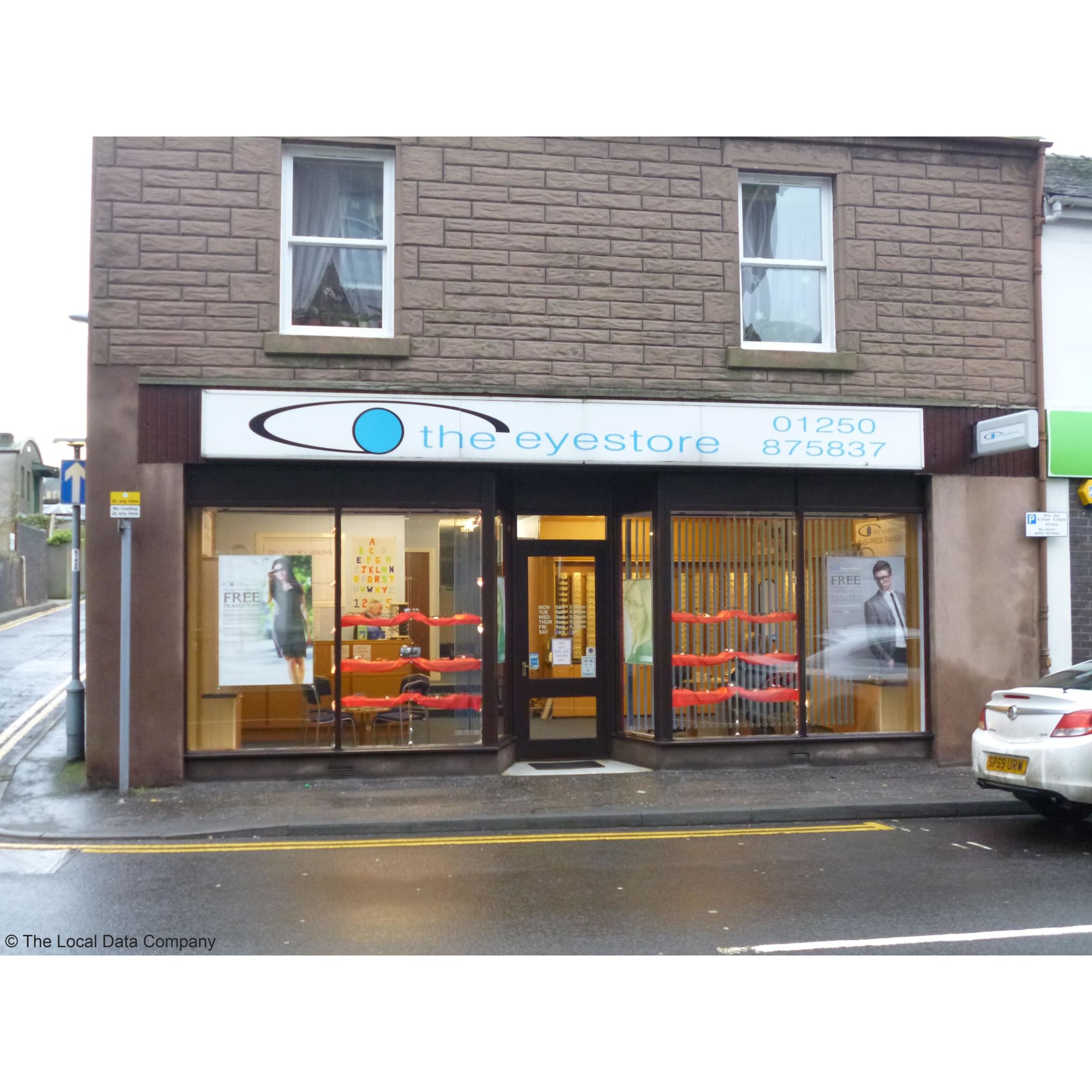 The Eye Store - Blairgowrie, Perthshire PH10 6DQ - 01250 875837   ShowMeLocal.com
