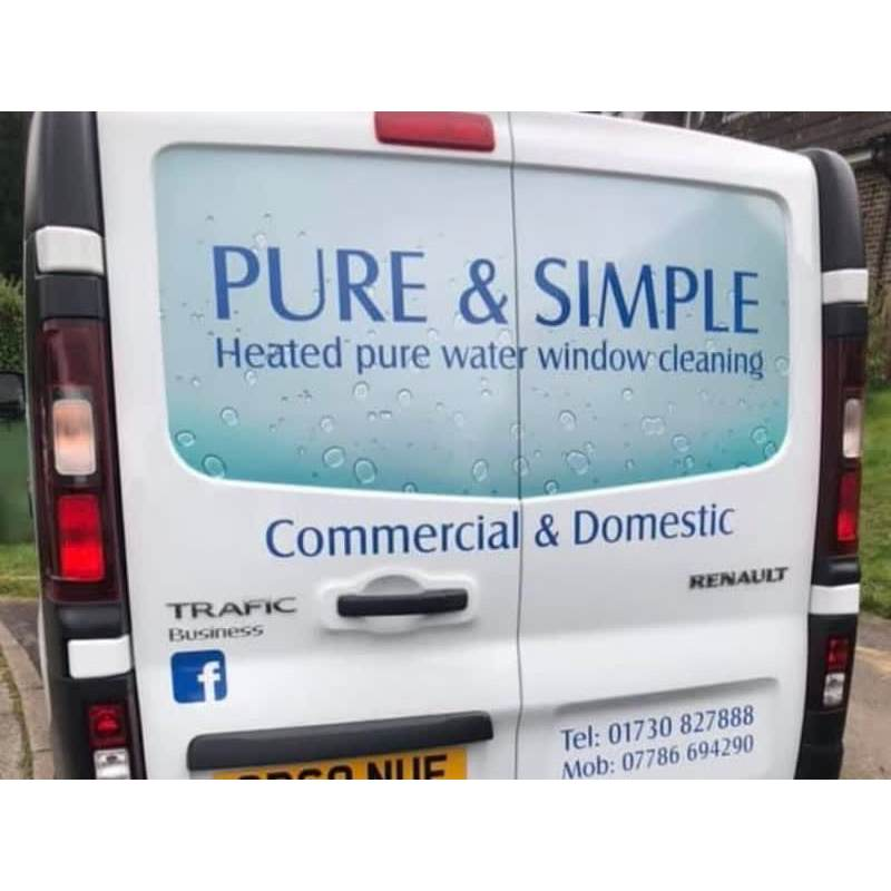 Pure & Simple Window Cleaning