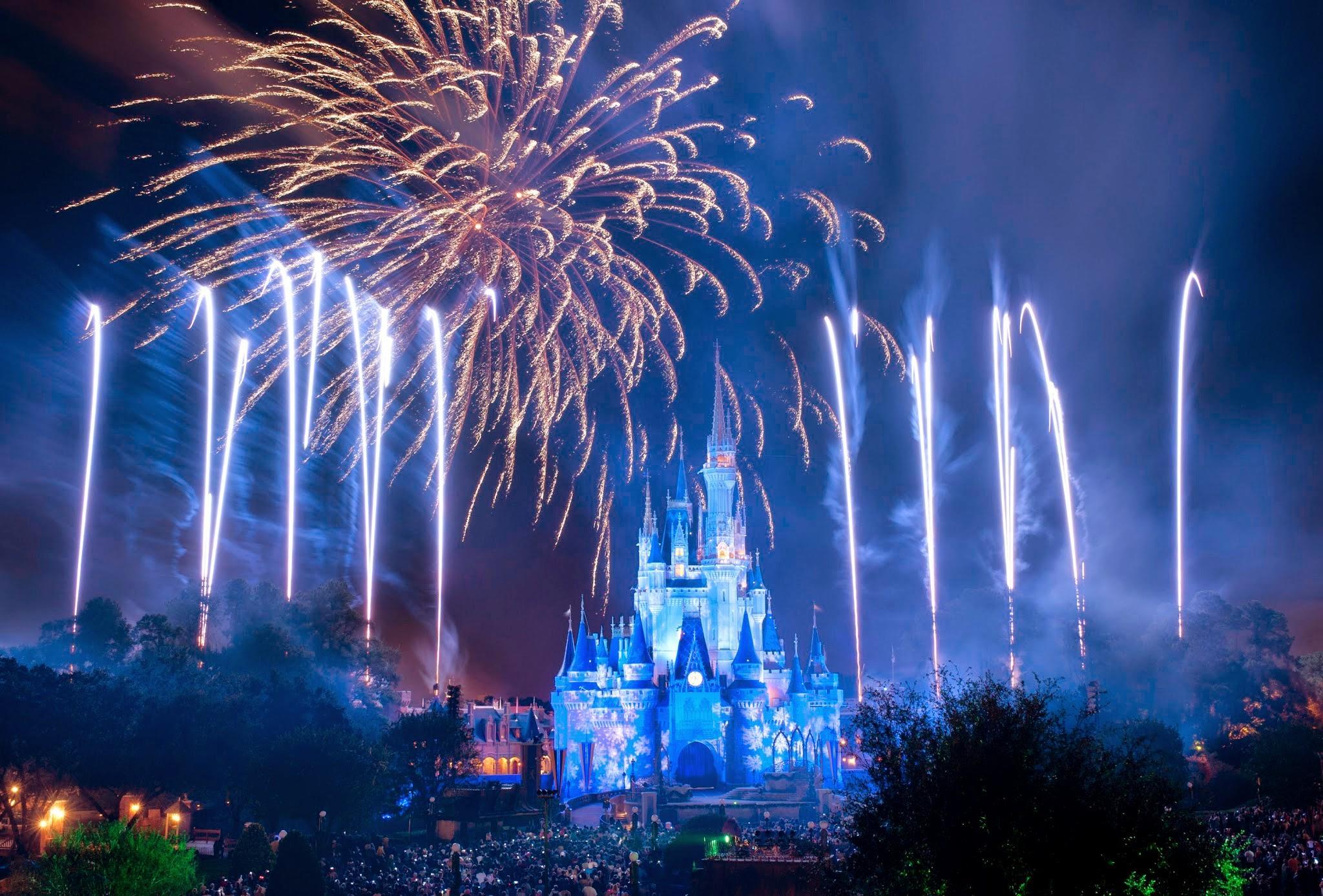 New Years Eve Disney World