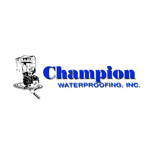 Champion Waterproofing, Inc. - Jeannette, PA - Waterproofing