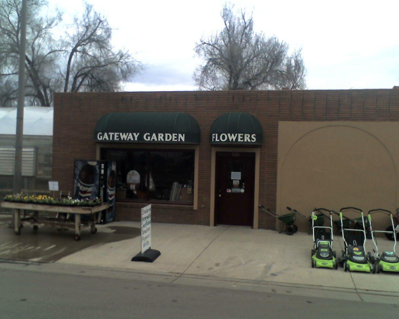 Gateway garden home center in loveland co 80537 for Garden gateway