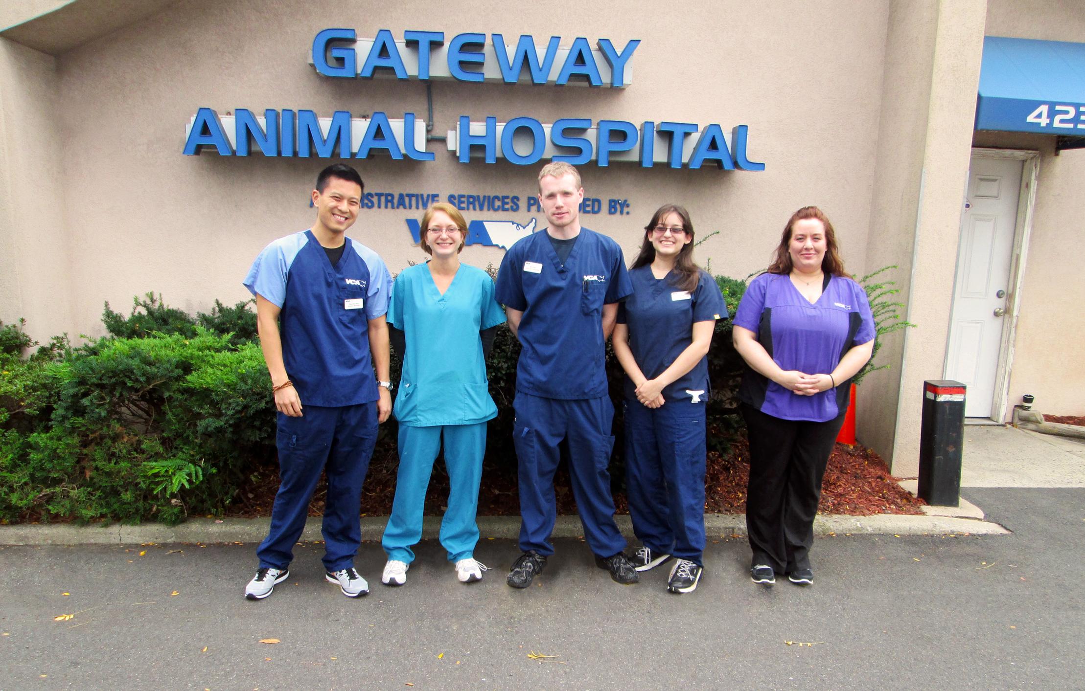 Vca Gateway Animal Hospital Staten Island