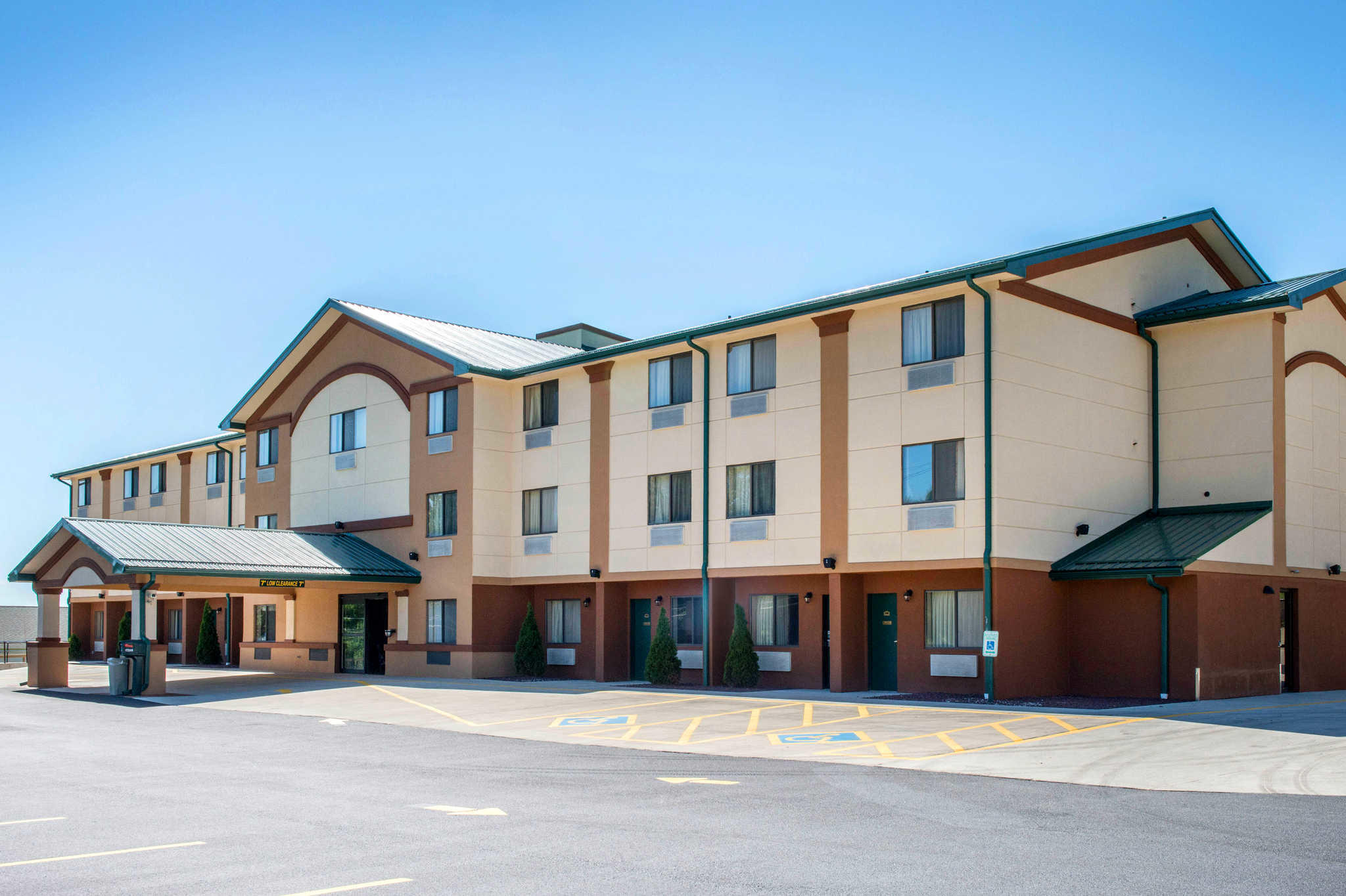 Hotels Near Meadville Pa