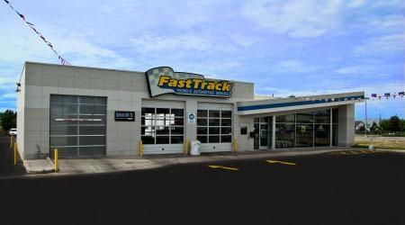 Fast Track Lube Tire & Service Center - ad image