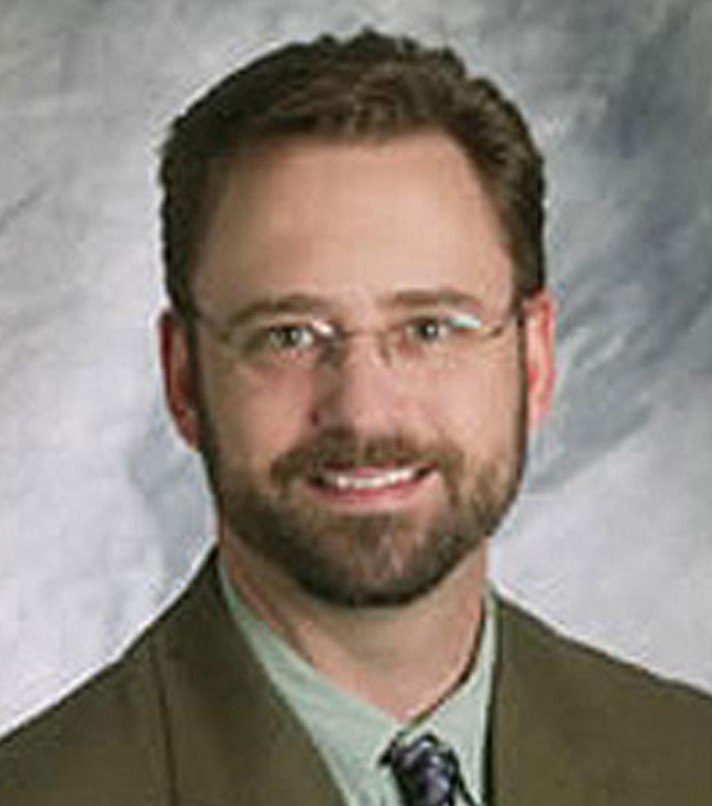 Headshot of Barry Putegnat
