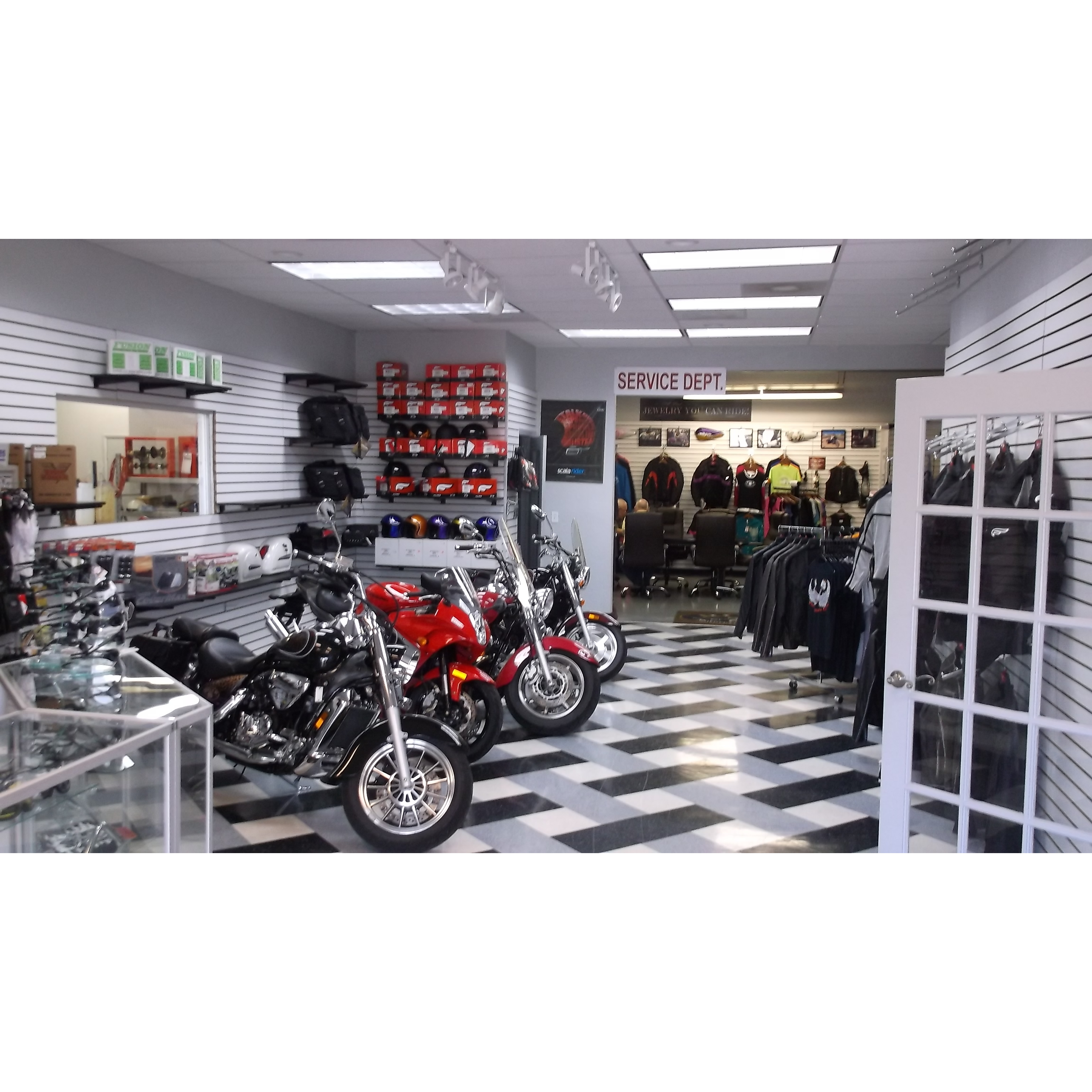 Volusia county cycles in deland fl 32724 for Volusia county motor vehicle