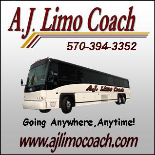A.J. Limo Coach