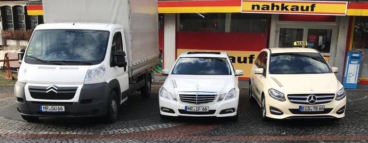 Taxi Biedenkopf