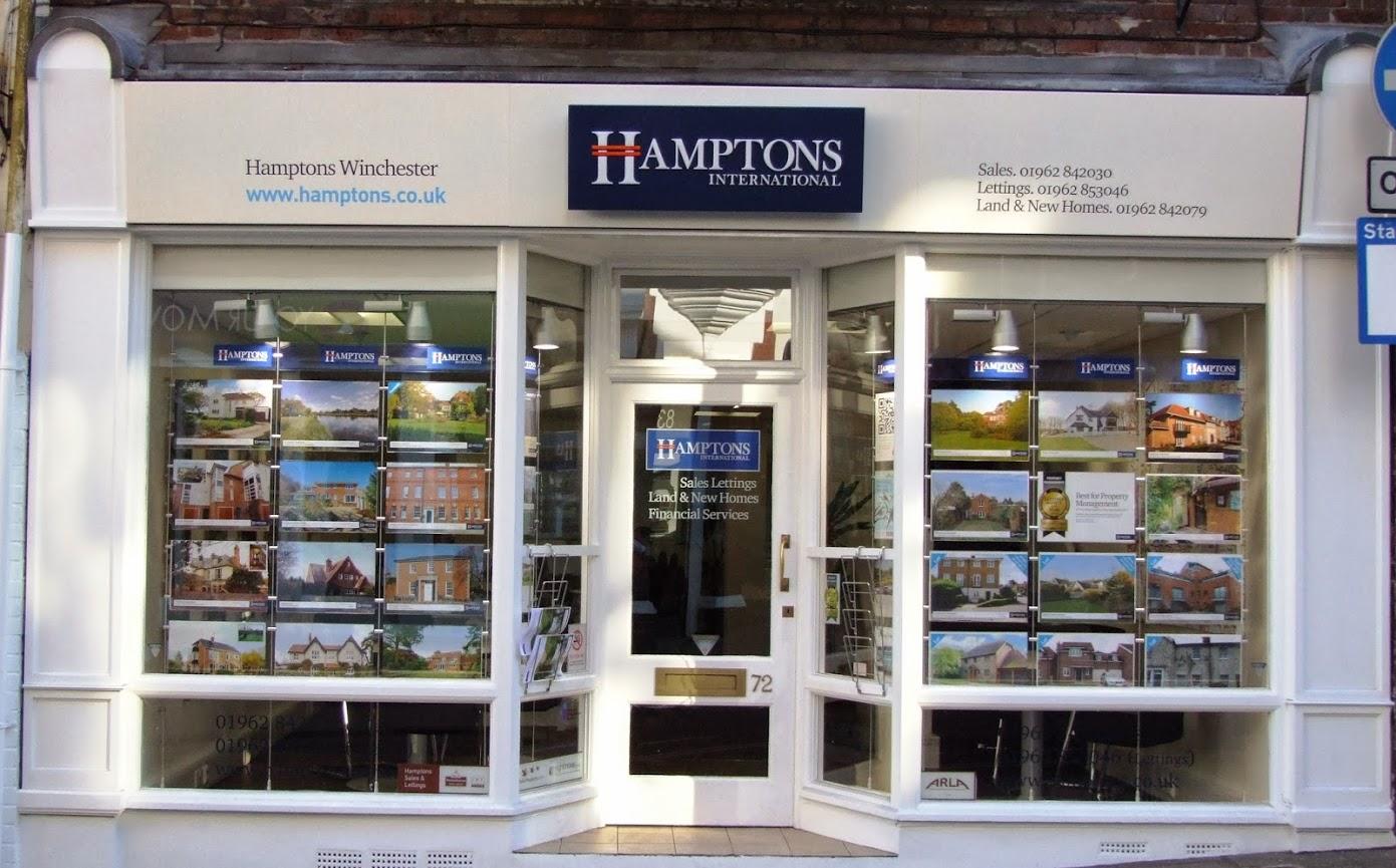 Hamptons International Estate Agents Winchester