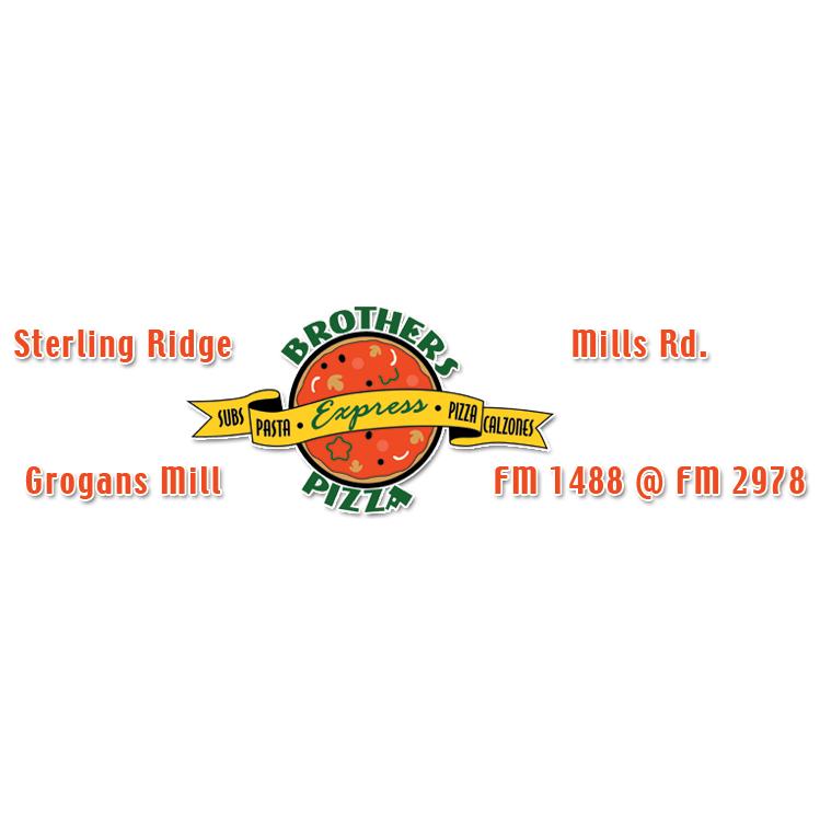 Brothers Pizza Express - Magnolia, TX 77354 - (281)259-9599 | ShowMeLocal.com