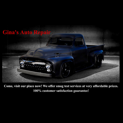 Gina's Auto Service Inc. - Moreno Valley, CA - General Auto Repair & Service