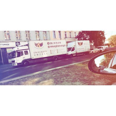 Kundenbild klein 1 Engelmann Umzüge Berlin