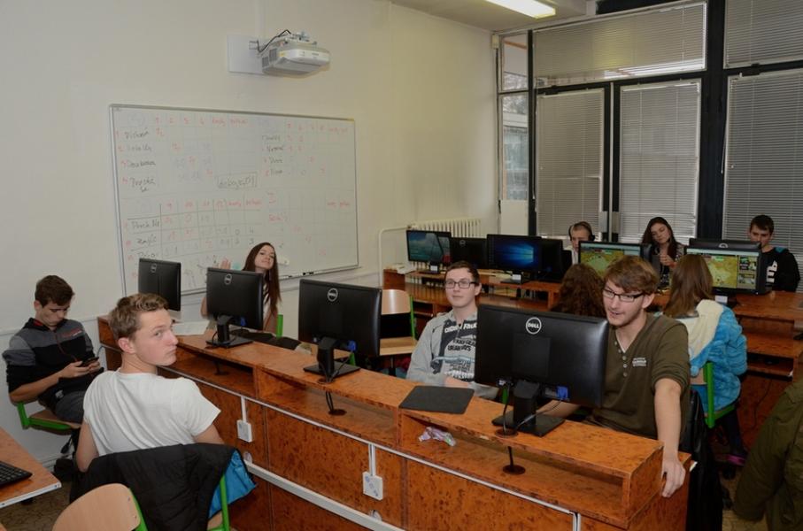 Vyšší odborná škola a Střední zemědělská škola Benešov, Mendelova 131