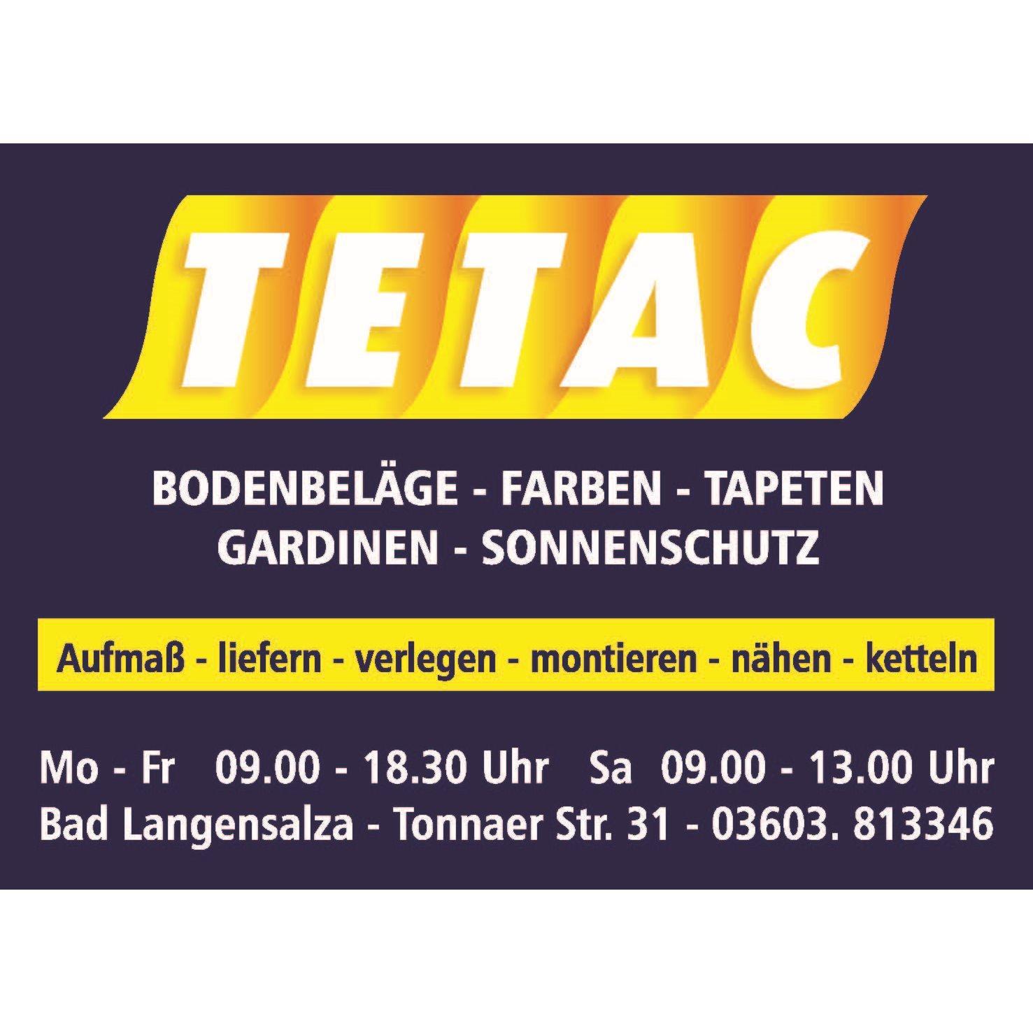TETAC Teppich- und Tapetencenter Inh. Jens Technau