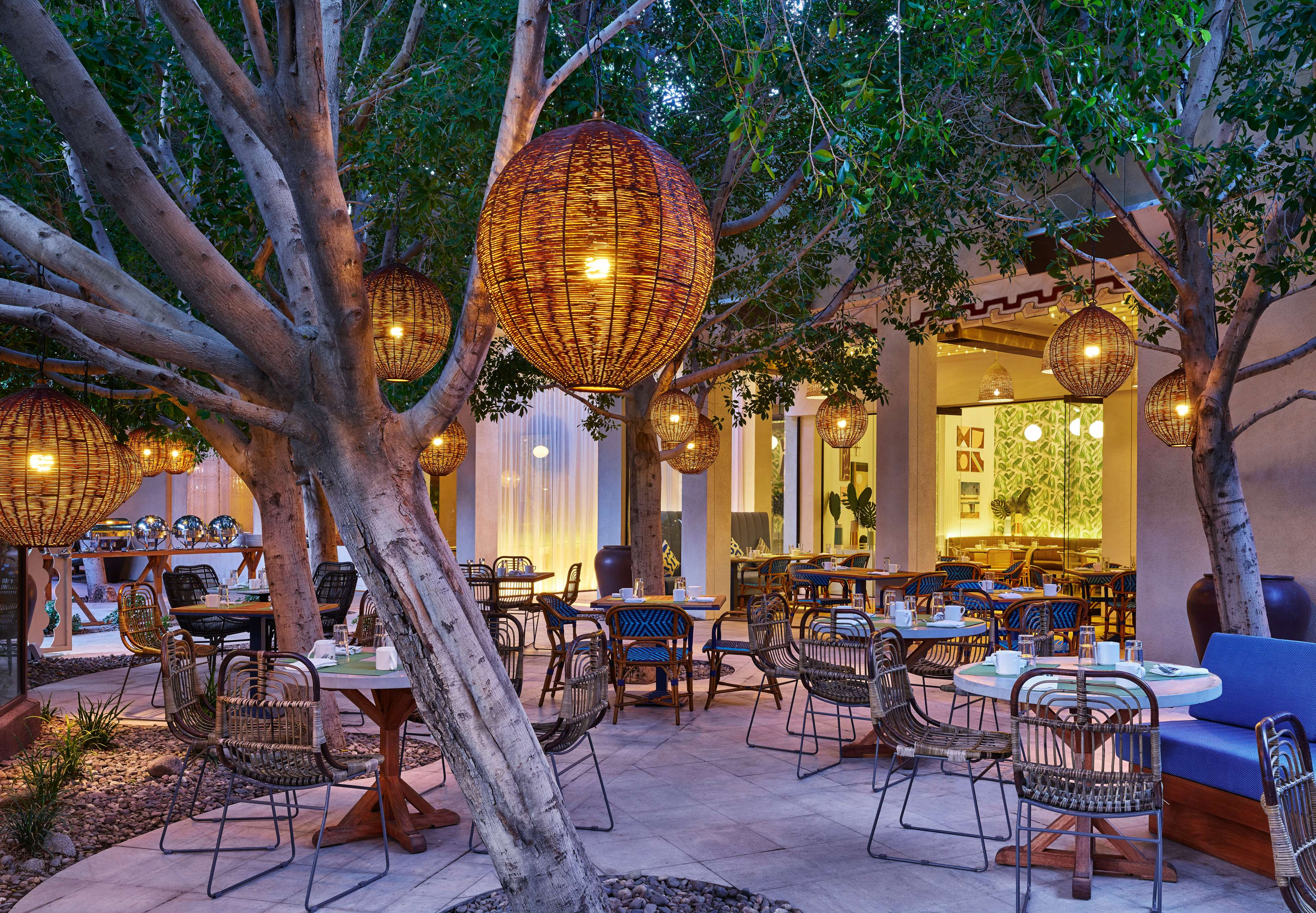 Promo code & hotel info. Hotel name: The Riviera Palm Springs, a Tribute Portfolio Resort Address: North Indian Canyon Drive City: Palm Springs, California (United States) Zip code: CA Description: Experience first-class relaxation and luxury services such as a full-service spa, at this Palm Springs, California hotel with world-class golf, shopping and sightseeing opportunities.