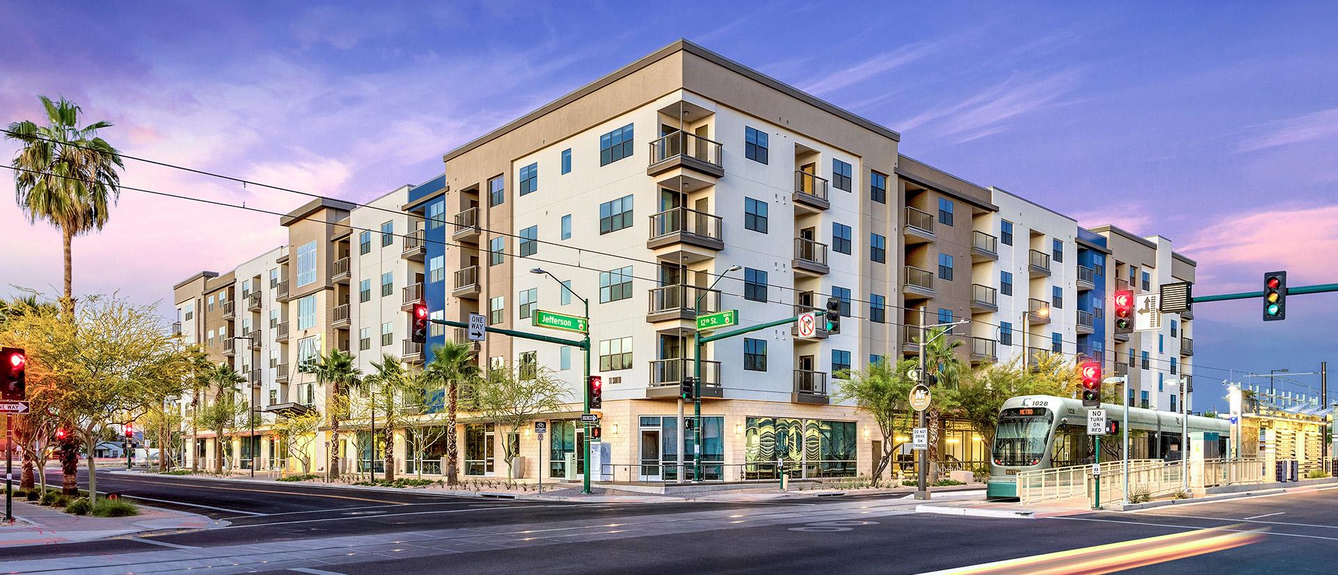Mark Taylor Apartments Phoenix Az