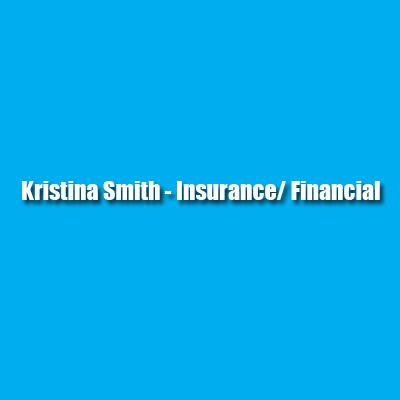 Kristina Smith - Insurance/ Financial