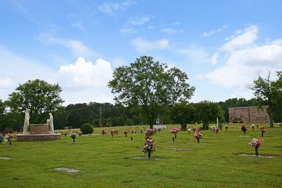 Haisten at Eastlawn Memorial Park