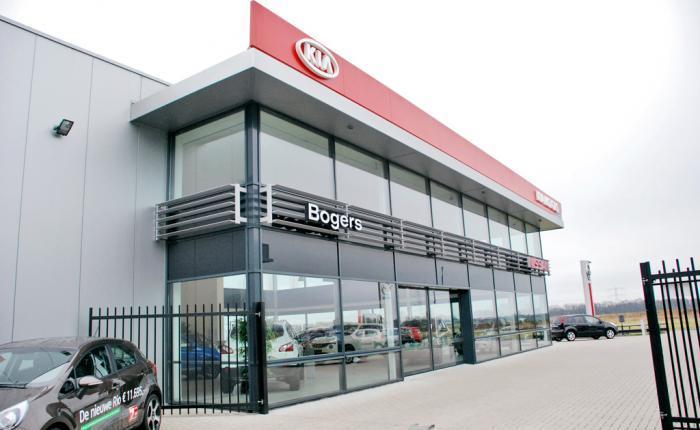 Nissan Dealer Autobedrijf Bogers