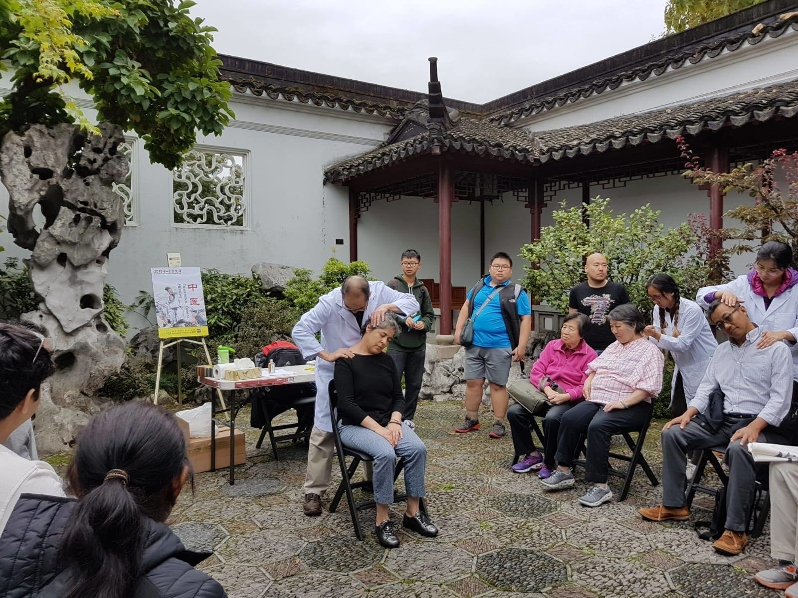 Tzu Chi International College of Traditional Chinese Medicine of Vancouver in Vancouver