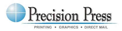 Precision Press Printing & Graphics - ad image