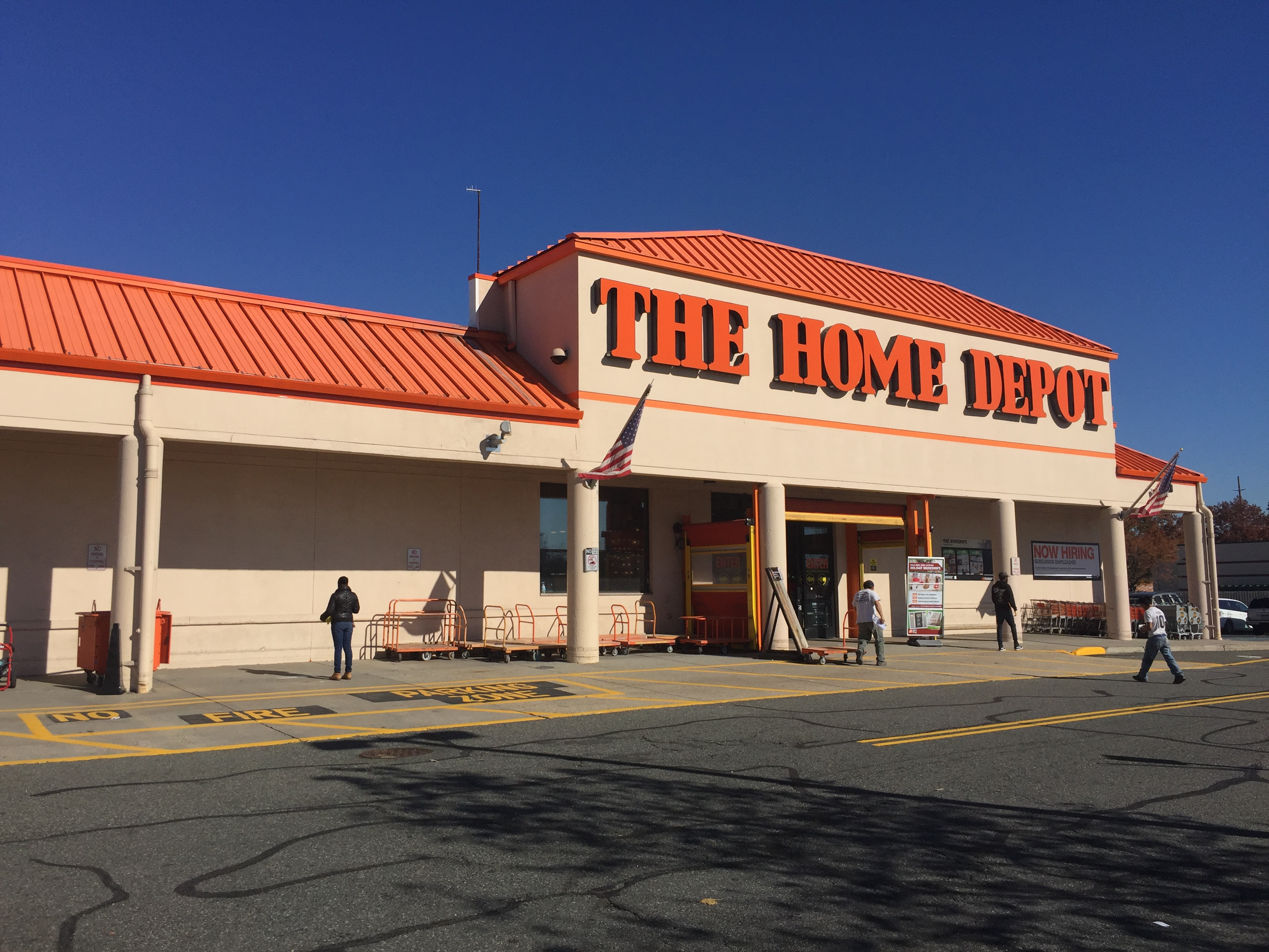 The home depot in east hanover nj 07936 for The hanover house