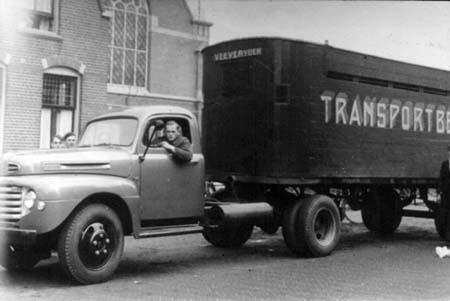 Dijk BV Transportbedrijf Van