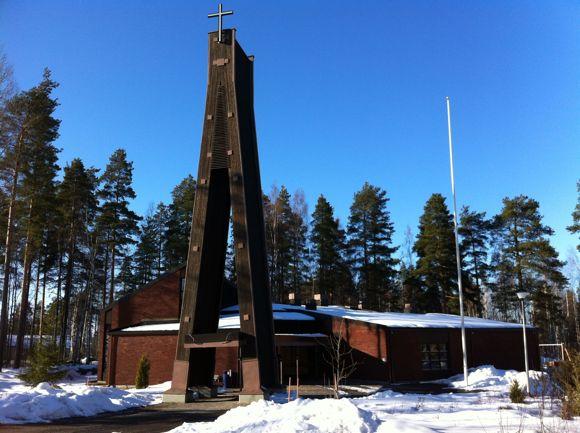 Laukaan seurakunta Lievestuoreen Kirkko