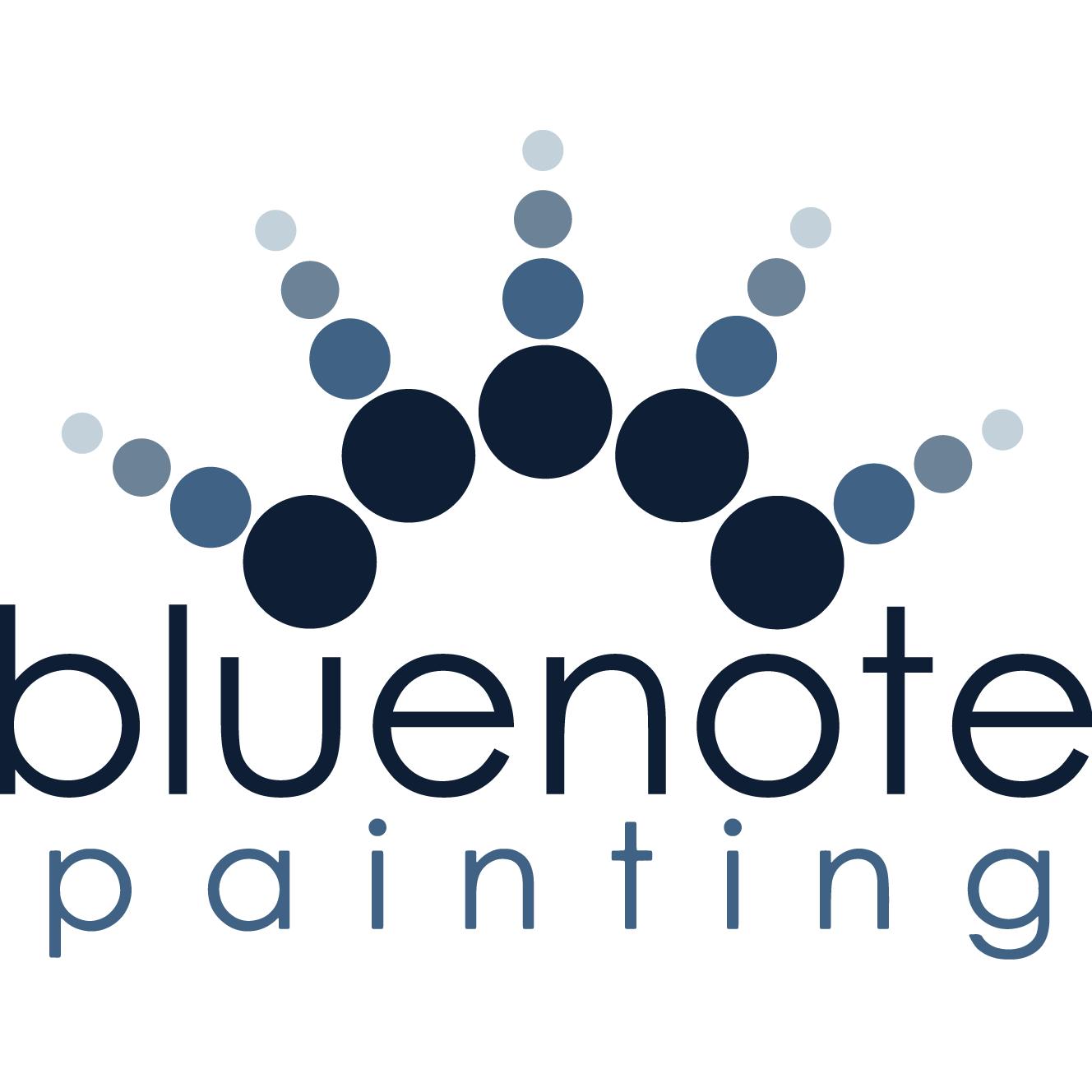 Bluenote Painting