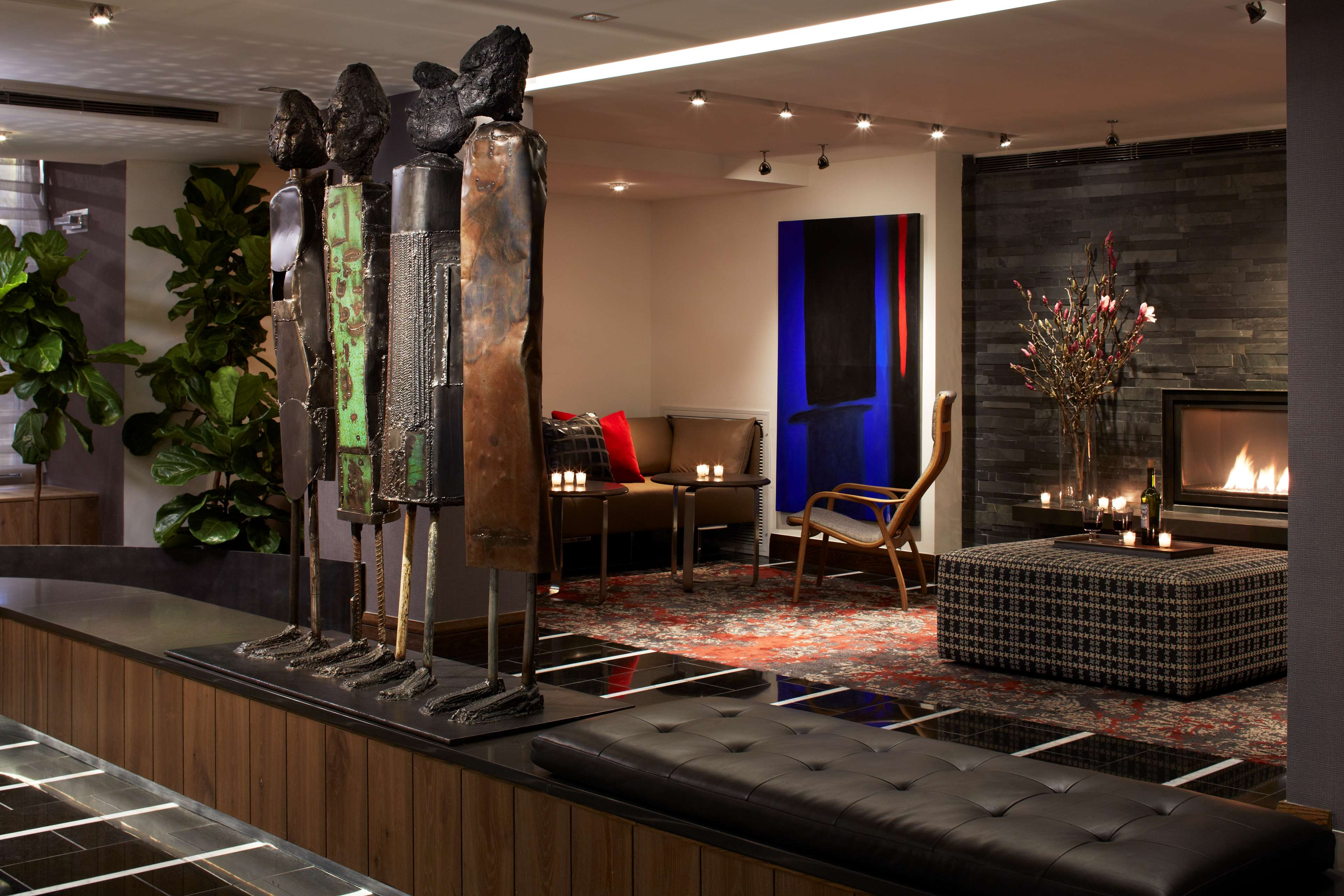 Fifty nyc an affinia hotel coupons near me in new york for Modern hotels near me