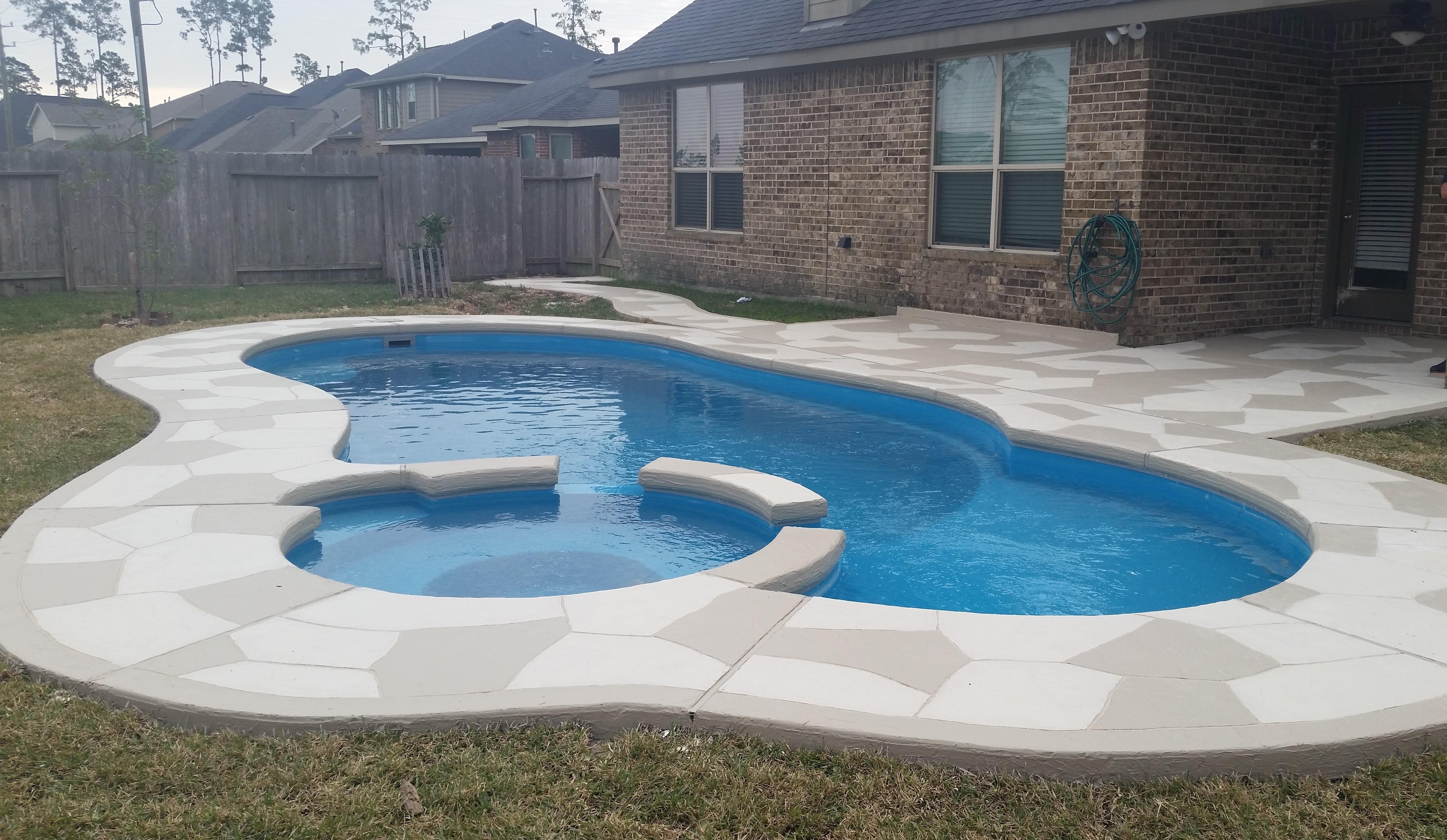 Leisure Pools Houston In Spring Tx 77389