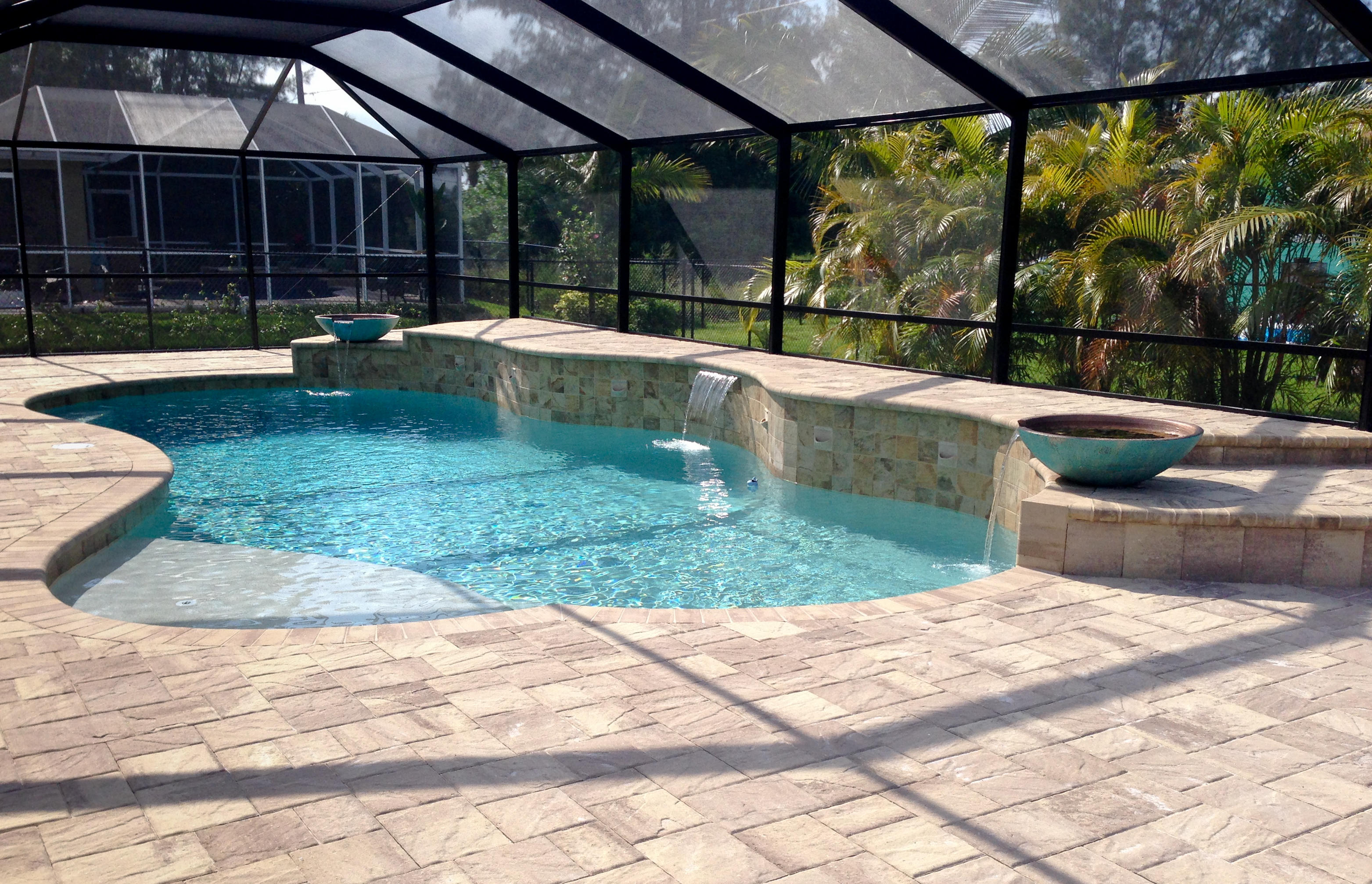 Sunset Pools Corporation In Cape Coral Fl 33990