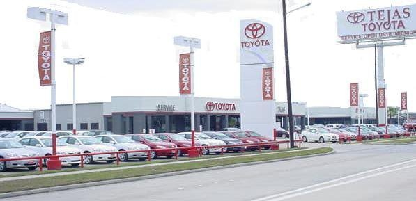 Tejas Toyota In Humble Tx 77338 Chamberofcommerce Com