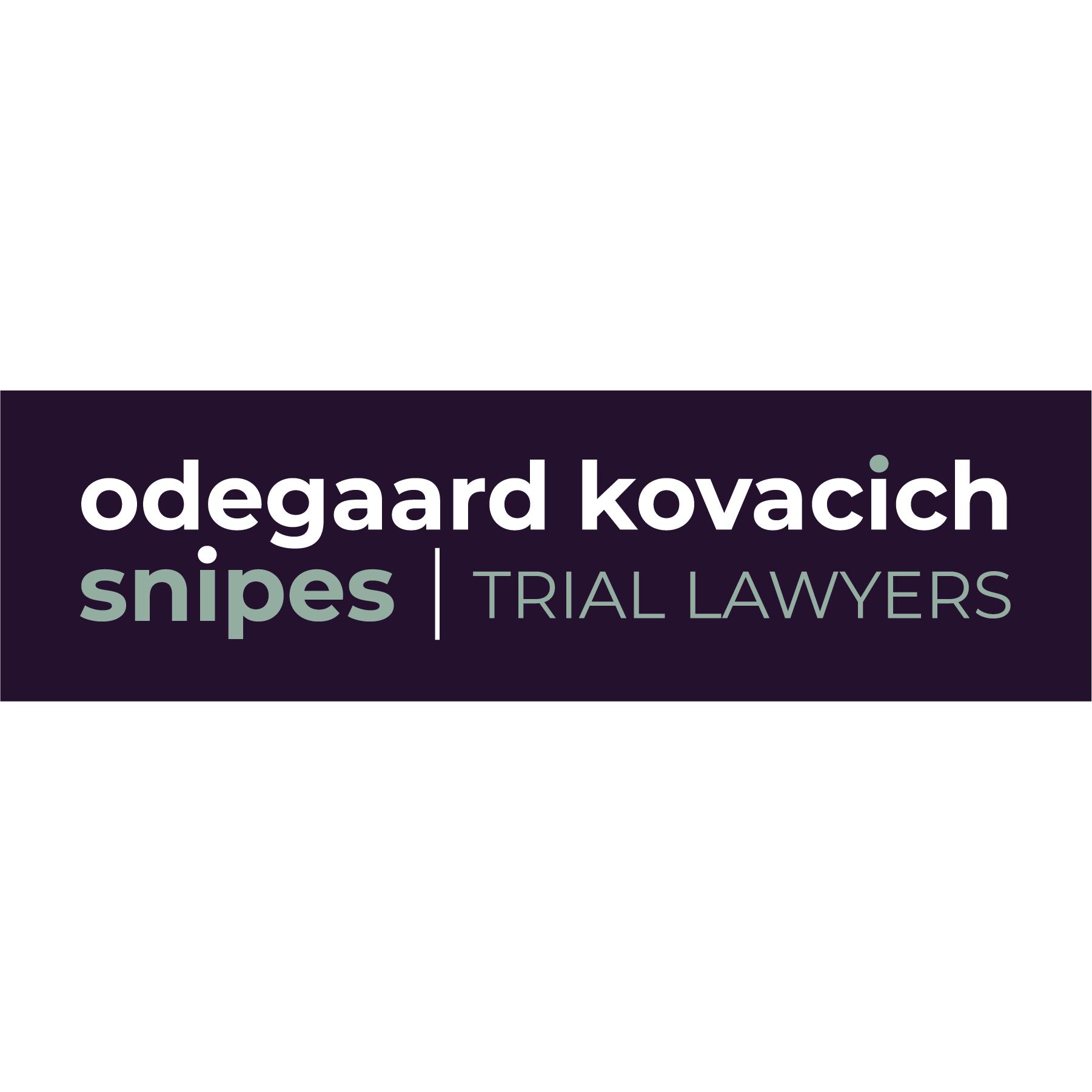 Odegaard Kovacich Snipes, PC
