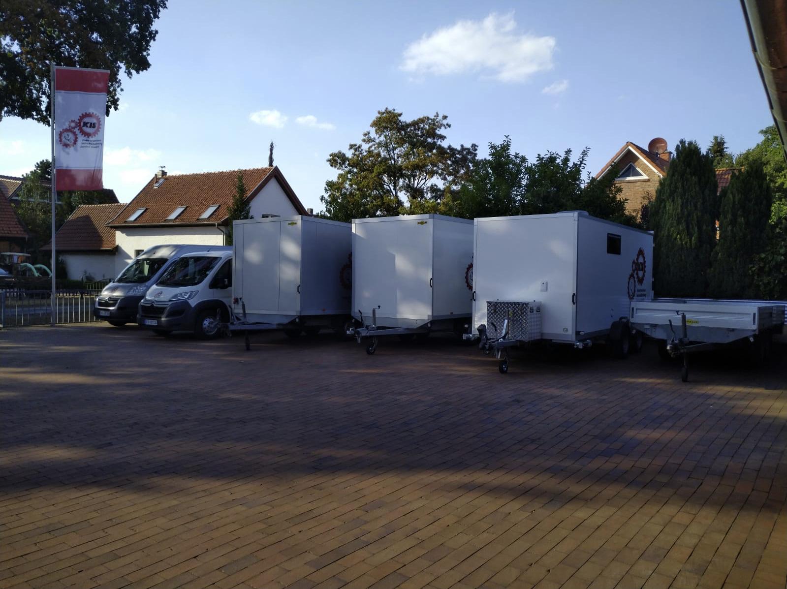 KIS Konstruktion Instandhaltung Service GmbH Blender