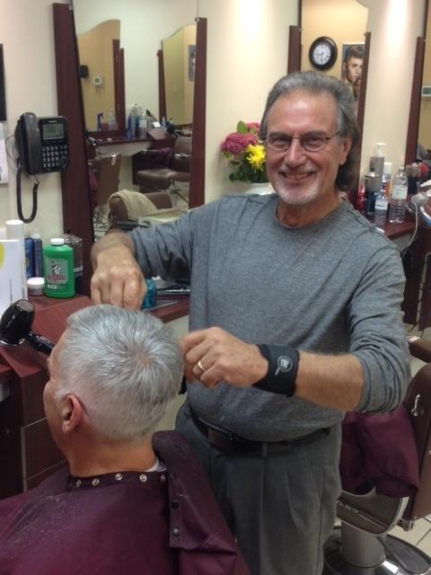 Supreme Hair Design & Esthetics in Ottawa: Gus from Supreme Hair Design