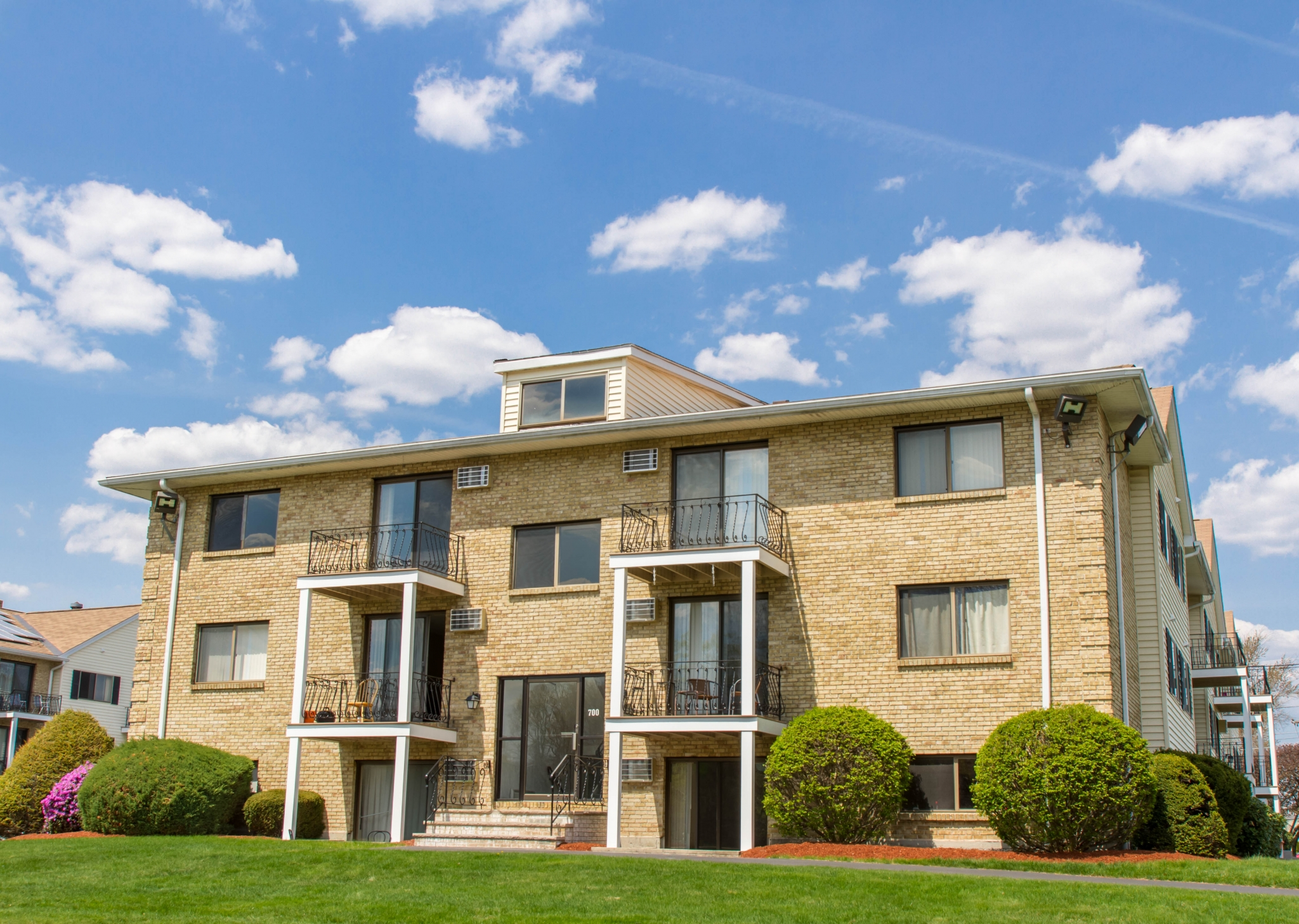 Princeton Park Apartments In Lowell Ma 01851