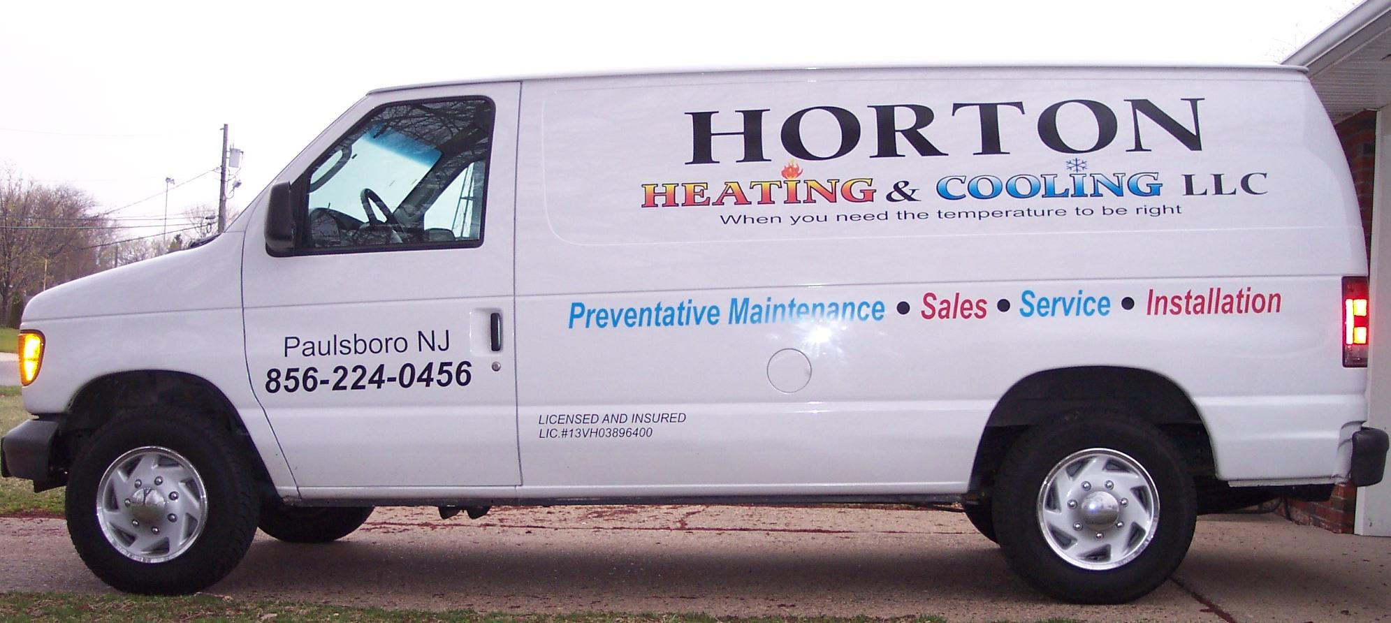Horton Heating and Cooling, LLC