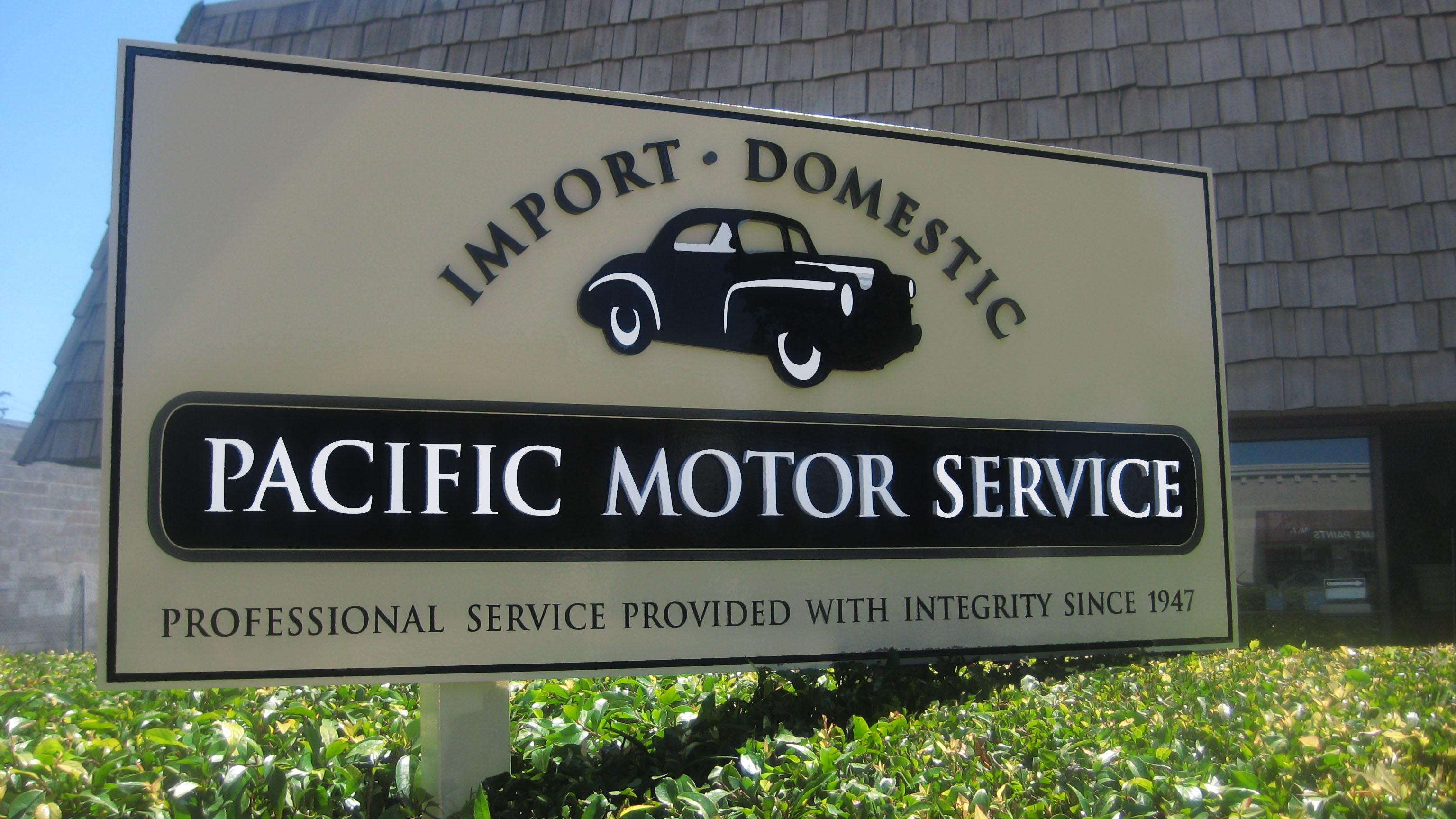 Pacific Motor Service