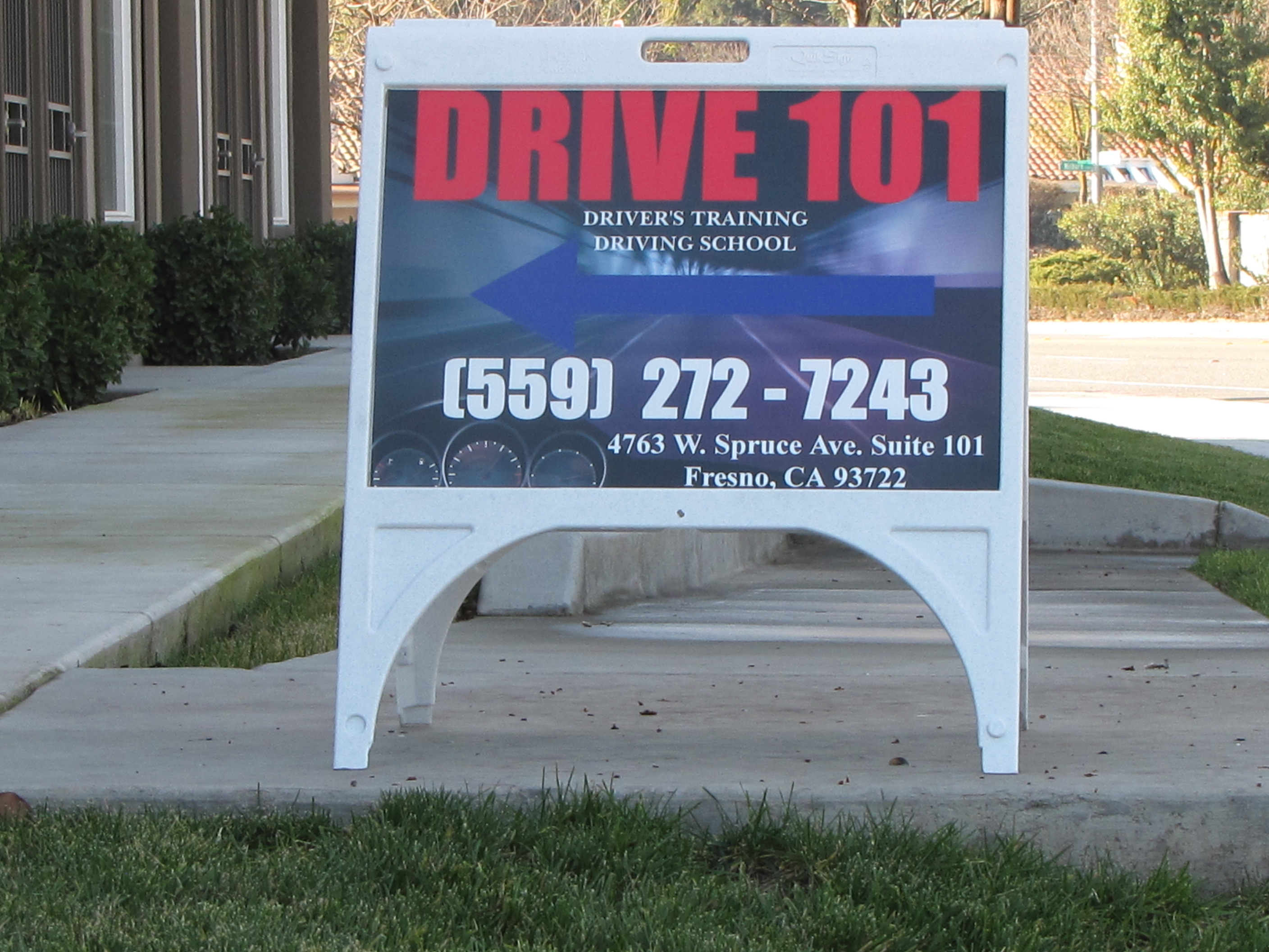 drive 101 driving school coupons near me in fresno 8coupons. Black Bedroom Furniture Sets. Home Design Ideas