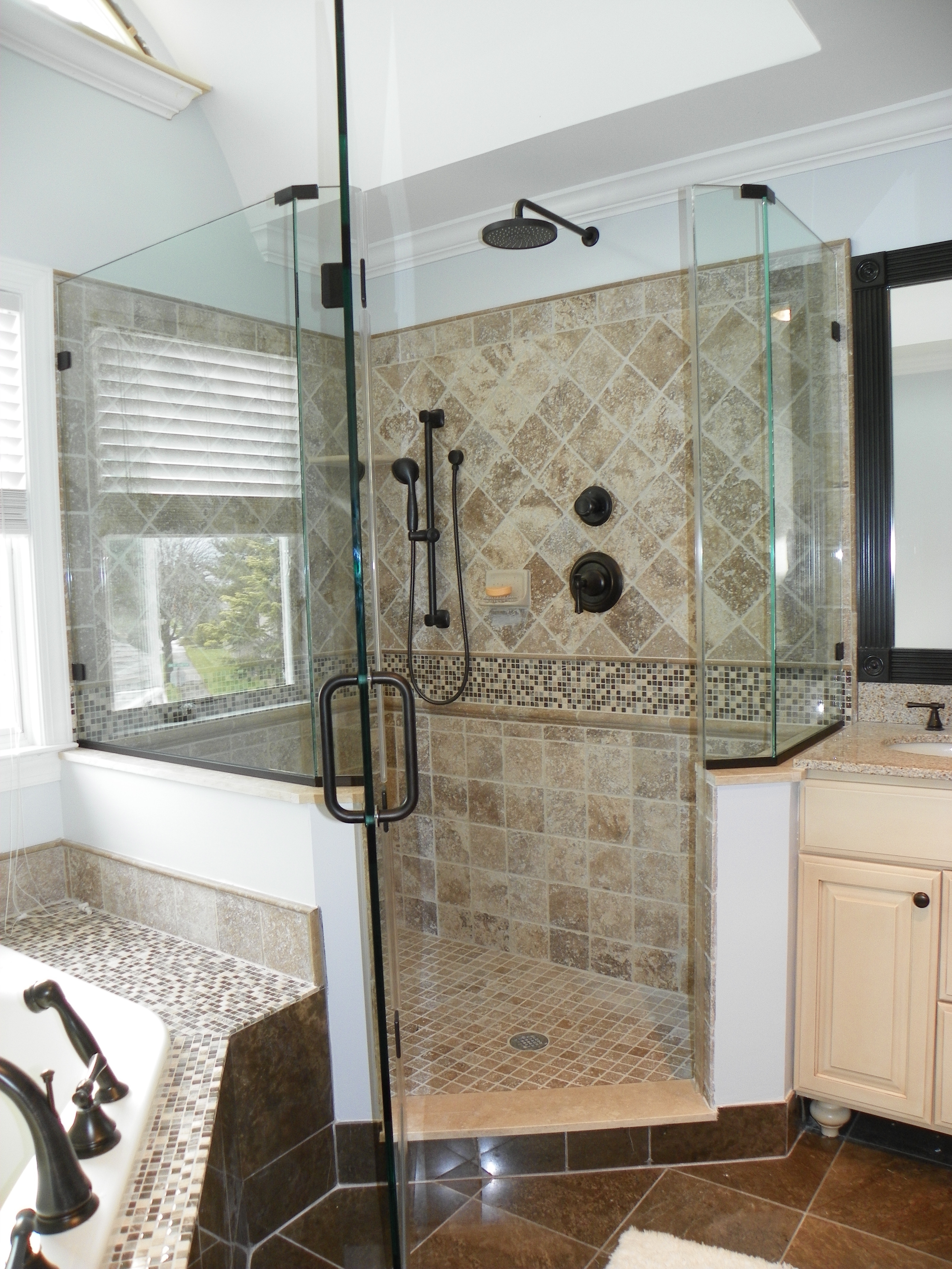 Seashore glass mirror coupons near me in egg harbor for Mirrors near me