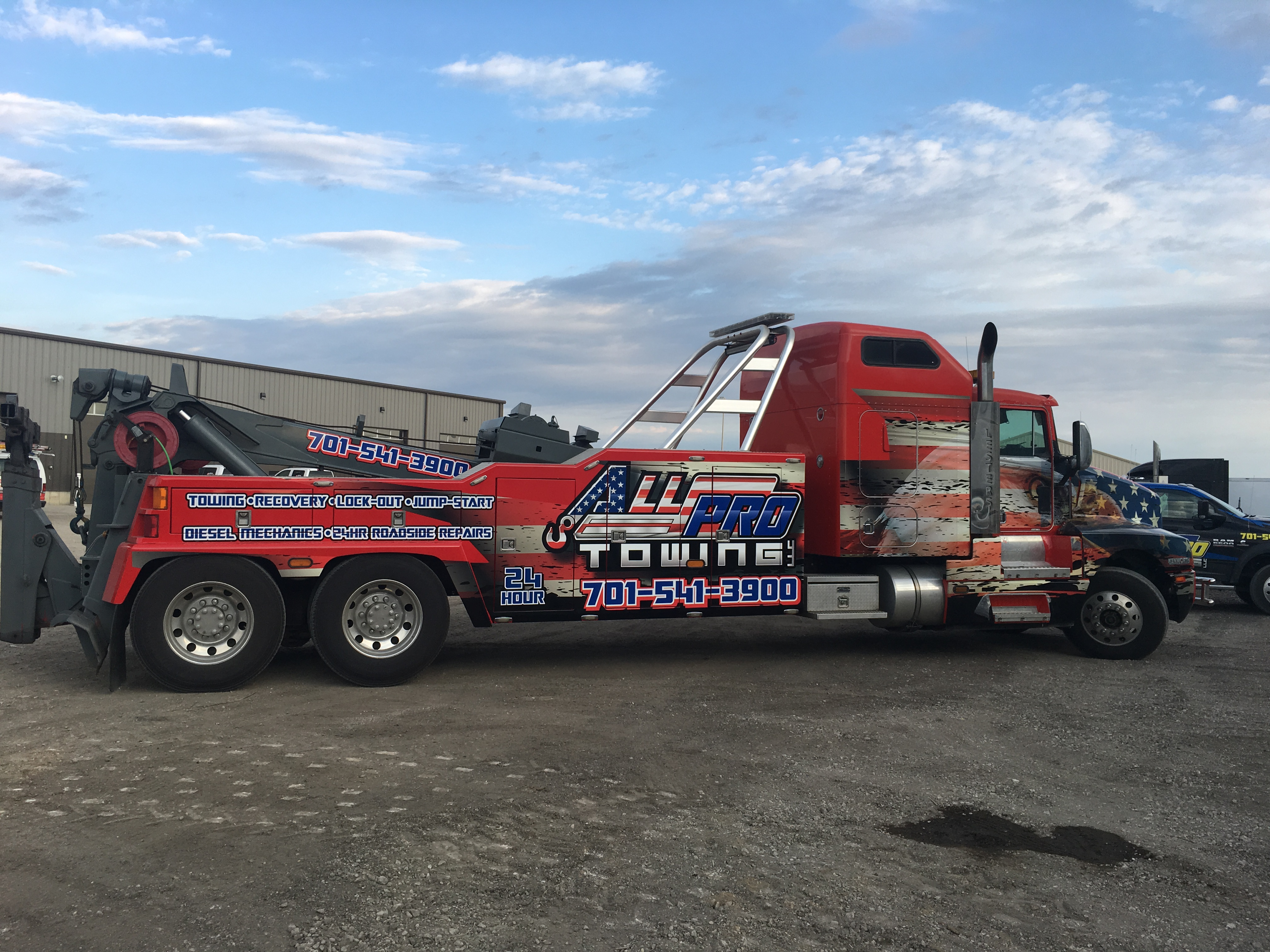All Pro Towing Llc Coupons Near Me In Minot 8coupons