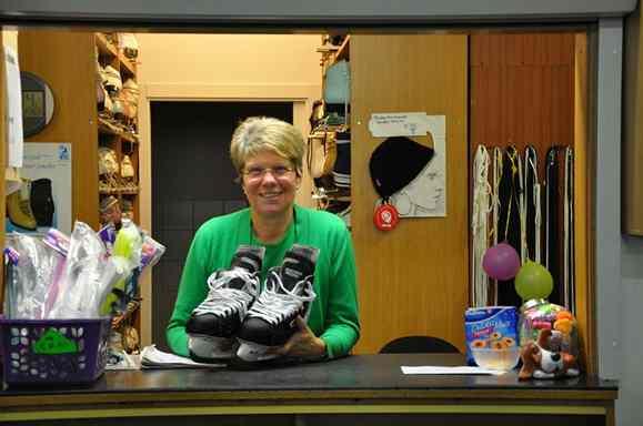 Skate Shop Eisschuhfachgeschäft Inh Christa Gunsam