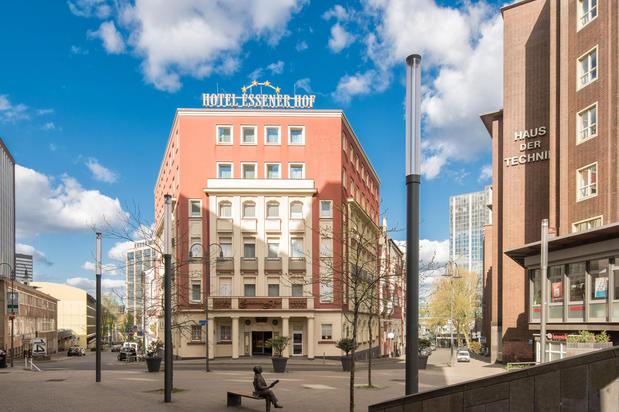 Kundenbild groß 1 Hotel Essener Hof - Sure Hotel Collection by Best Western