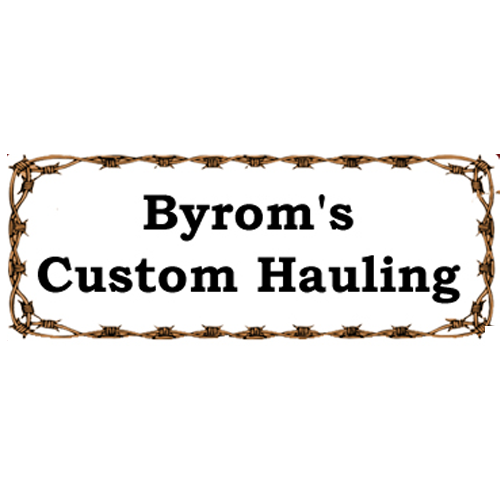 Byrom's Custom Hauling - Mineral Wells, TX 76067 - (817)597-8844 | ShowMeLocal.com