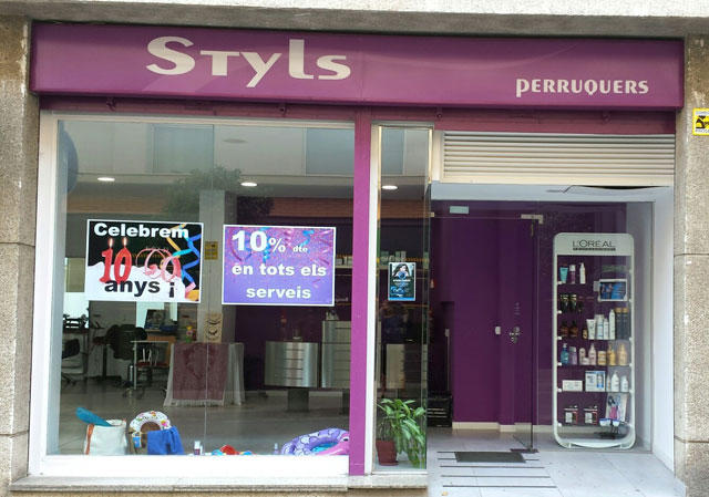 Styls Perruquers